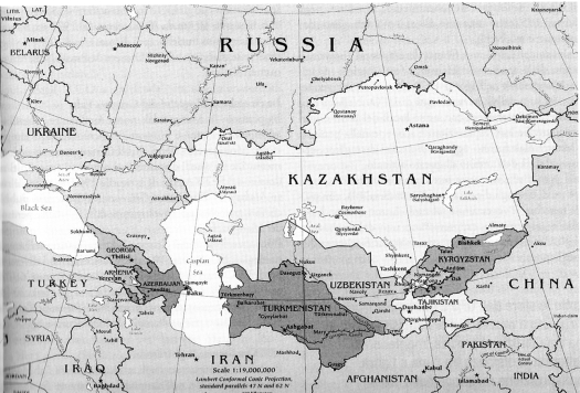 kazachistan